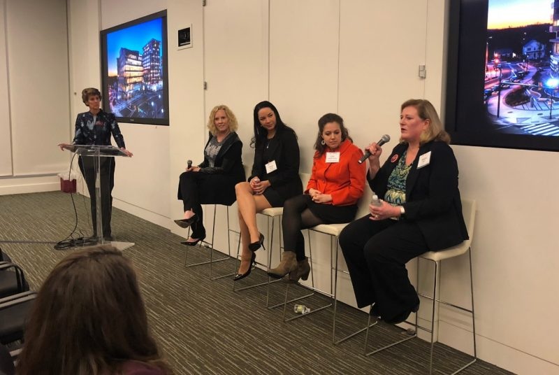 Women in STEM event, Arlington