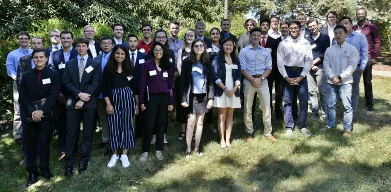 computer science students received scholarships through the Computer Science Resources Consortium