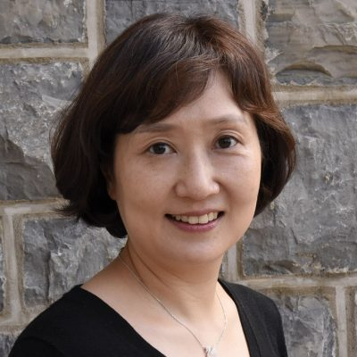 Jin-Hee Cho, associate professor and director of the Trustworthy Cyberspace Lab (tClab) in the Department of Computer Science.